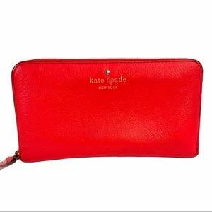♠️ Kate Spade Watermelon Red Wallet